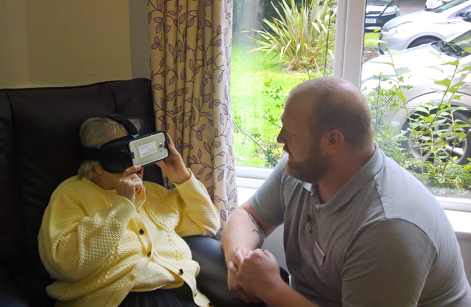 Washington Lodge Nursing Home - VR